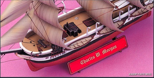 Scalehobbyist Com  New Bedford Whaler By Academy Models