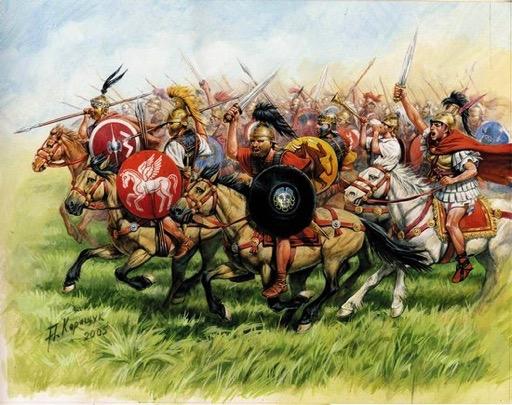 Scalehobbyist Com Republican Roman Cavalry 3rd 1st